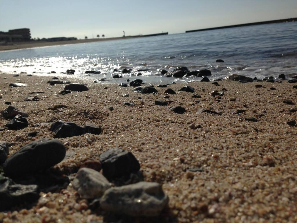 15.4.3海を感じる